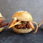 PULLED BBQ PORK BUNS
