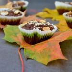 Autorskie muffinki pumpkin spiced, SuperZdrowe i dietetyczne
