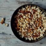 Cudowny popcorn karmelowy