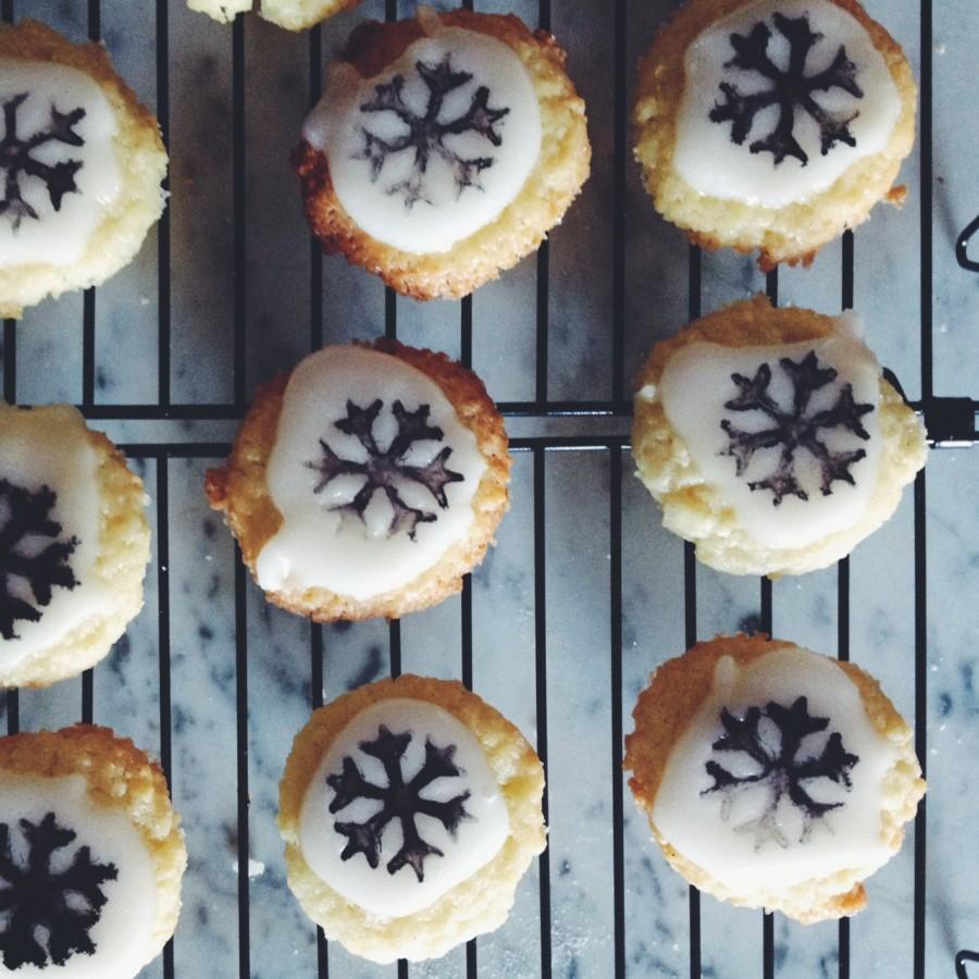 Shortbread cookies. Szkockie ciasteczka maślane