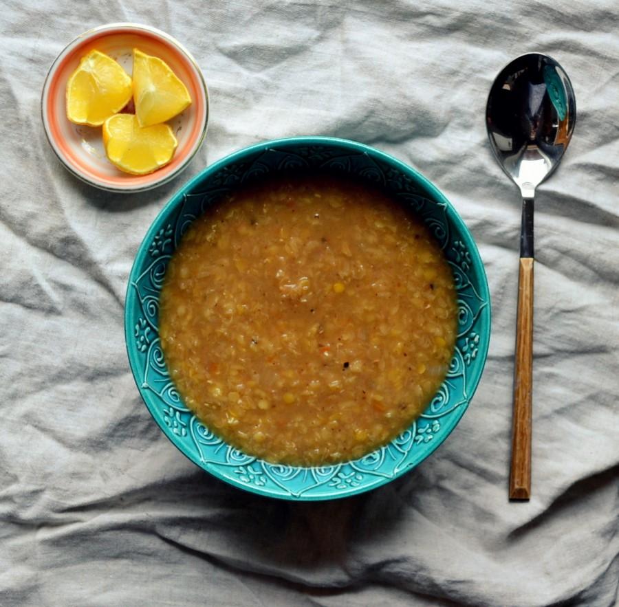 Turecka zupa z soczewicy, wege lub nie