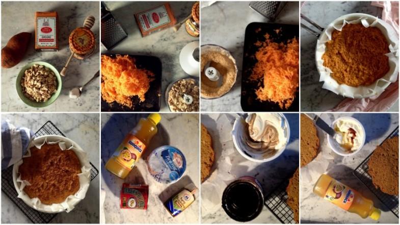 ciasto z batata