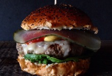 Najlepszy cheeseburger
