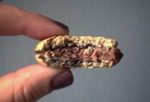 Migdałowe beziki z migdałowym masłem