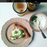 Pizza bianca ze szparagami na cieście pełnoziarnistym – videoprzepis