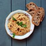 Hummus uproszczony i tradycyjny – video