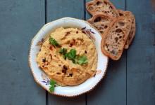 Hummus uproszczony i tradycyjny - video